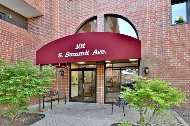 101 S Summit Avenue #204, Park Ridge, IL 60068 (MLS #11086508) :: Littlefield Group
