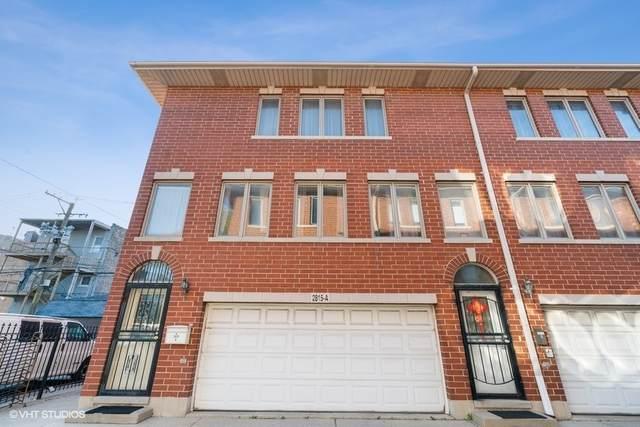 2815 S Farrell Street A, Chicago, IL 60608 (MLS #11086526) :: Ryan Dallas Real Estate