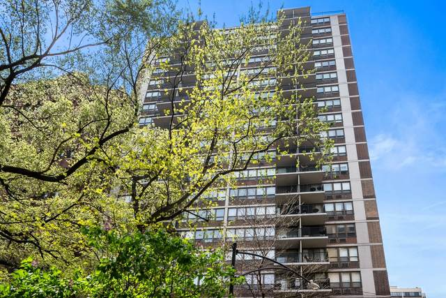 2740 N Pine Grove Avenue 15C, Chicago, IL 60614 (MLS #11086527) :: The Wexler Group at Keller Williams Preferred Realty