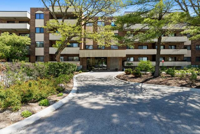 9242 Gross Point Road A206, Skokie, IL 60077 (MLS #11086605) :: Helen Oliveri Real Estate