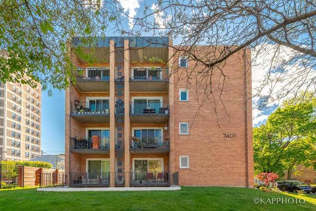 7401 N Sheridan Road #401, Chicago, IL 60626 (MLS #11086623) :: Ryan Dallas Real Estate