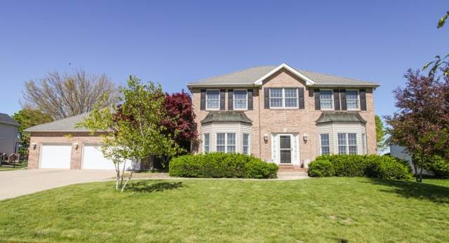 47 Pebblebrook Court, Bloomington, IL 61705 (MLS #11086636) :: O'Neil Property Group