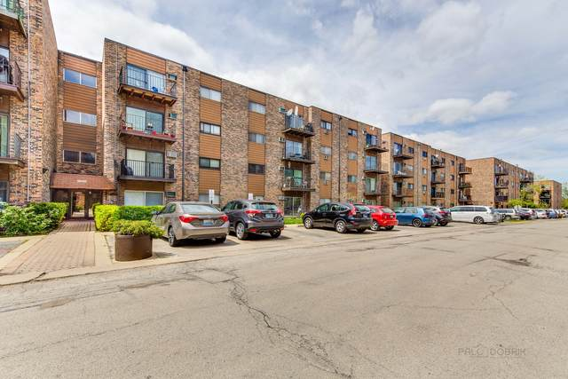8905 Knight Avenue F216, Des Plaines, IL 60016 (MLS #11086653) :: Littlefield Group