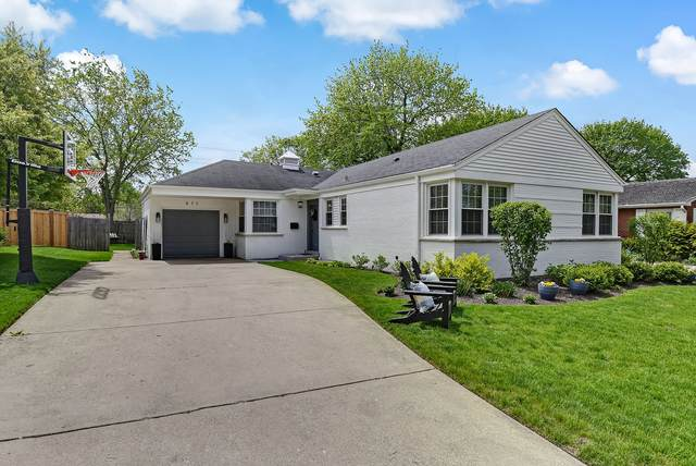 611 54th Place, Western Springs, IL 60558 (MLS #11086654) :: Ryan Dallas Real Estate