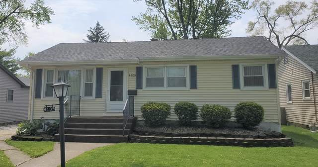 4105 149th Street, Midlothian, IL 60445 (MLS #11086694) :: Helen Oliveri Real Estate