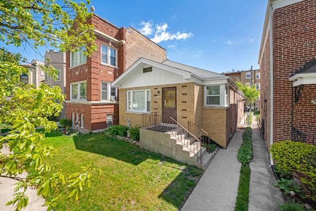 5727 N Francisco Avenue, Chicago, IL 60659 (MLS #11086713) :: Helen Oliveri Real Estate