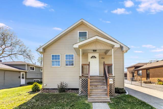 352 N Harvard Avenue, Villa Park, IL 60181 (MLS #11086801) :: Angela Walker Homes Real Estate Group