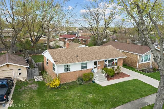 61 E Glengate Avenue, Chicago Heights, IL 60411 (MLS #11086833) :: Helen Oliveri Real Estate