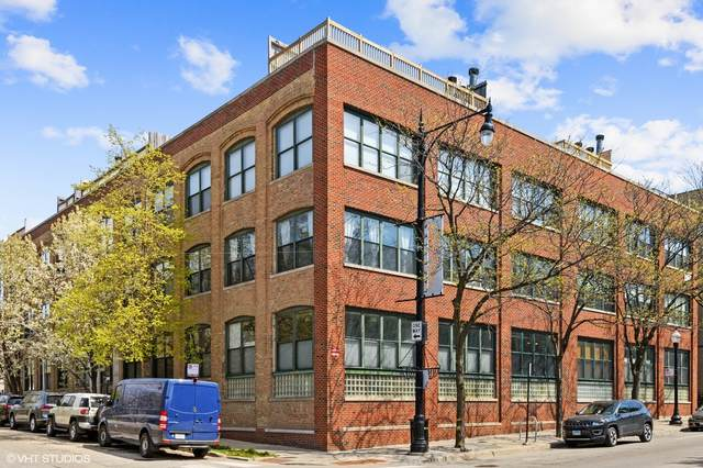 3201 N Ravenswood Avenue #308, Chicago, IL 60657 (MLS #11086863) :: Ryan Dallas Real Estate