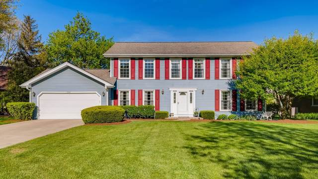 3565 Londonderry Court, Hoffman Estates, IL 60067 (MLS #11086917) :: BN Homes Group