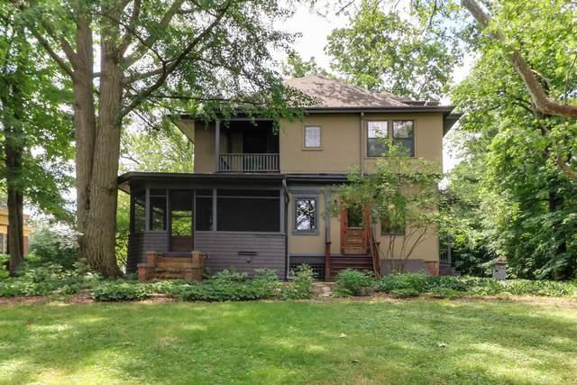1316 E Washington Street, Bloomington, IL 61701 (MLS #11086939) :: John Lyons Real Estate