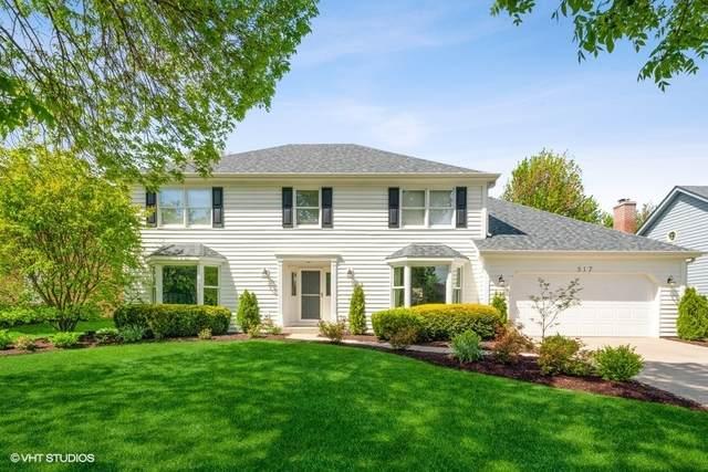 517 De Lasalle Avenue, Naperville, IL 60565 (MLS #11086944) :: BN Homes Group