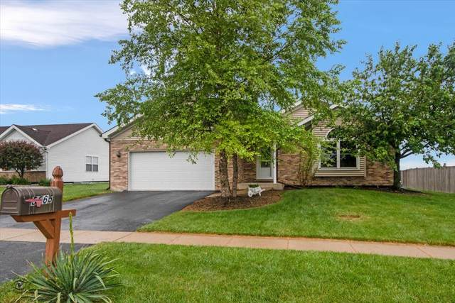 5565 Gatehouse Way, Bourbonnais, IL 60914 (MLS #11086994) :: BN Homes Group