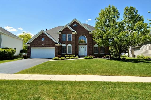 2011 Gleneagle Drive, Plainfield, IL 60586 (MLS #11087067) :: Helen Oliveri Real Estate