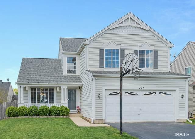 440 Spaulding Road, Bartlett, IL 60103 (MLS #11087109) :: Ryan Dallas Real Estate
