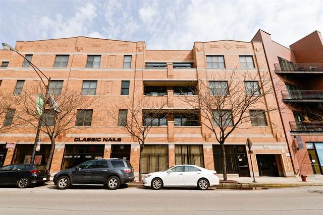 2040 W Belmont Avenue #202, Chicago, IL 60618 (MLS #11087148) :: Touchstone Group