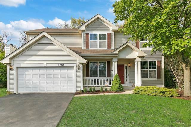 34425 N Aster Court, Round Lake, IL 60073 (MLS #11087163) :: Littlefield Group
