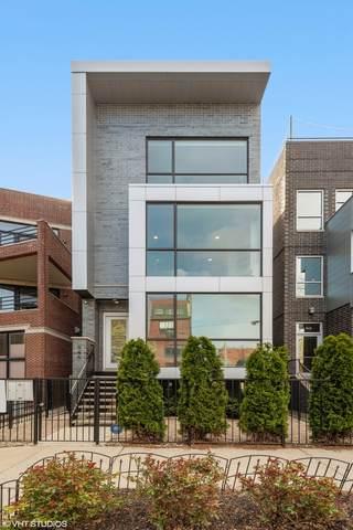 946 N Honore Street #2, Chicago, IL 60622 (MLS #11087179) :: Ryan Dallas Real Estate
