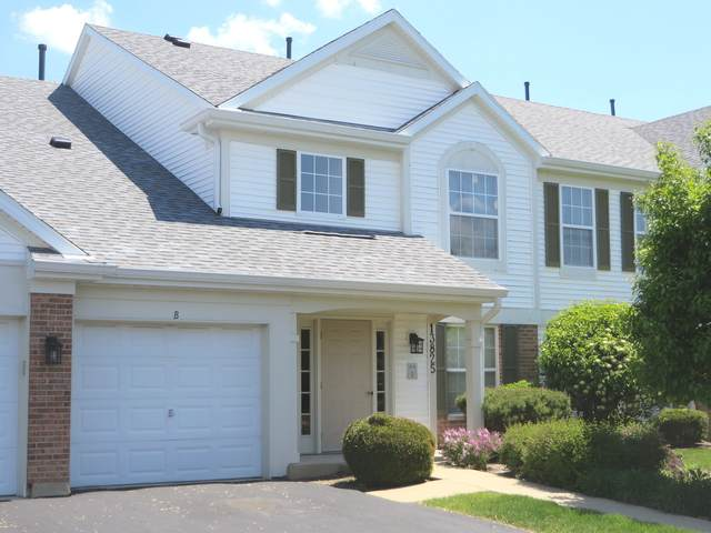 13825 S Bristlecone Lane B, Plainfield, IL 60544 (MLS #11087187) :: Helen Oliveri Real Estate