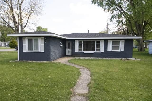 409 E High Street, Morris, IL 60450 (MLS #11087196) :: Helen Oliveri Real Estate