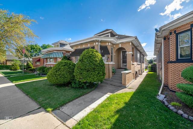 4609 S Karlov Avenue SW, Chicago, IL 60632 (MLS #11087252) :: Littlefield Group