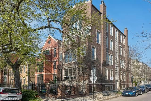 847 N Hermitage Avenue A, Chicago, IL 60622 (MLS #11087322) :: Ryan Dallas Real Estate