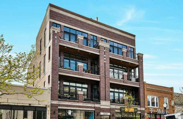 5434 N Clark Street 3S, Chicago, IL 60640 (MLS #11087326) :: Helen Oliveri Real Estate