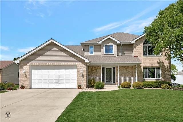 621 Downing Street, New Lenox, IL 60451 (MLS #11087360) :: Littlefield Group