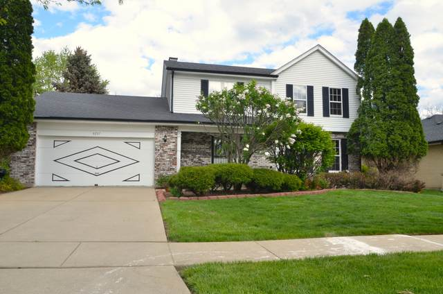 8257 Meadowwood Avenue, Woodridge, IL 60517 (MLS #11087369) :: BN Homes Group