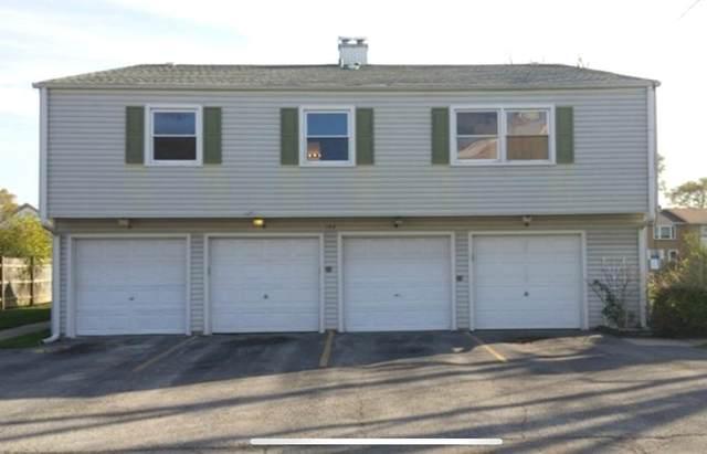 142 Ann Court D, Bartlett, IL 60103 (MLS #11087378) :: Ryan Dallas Real Estate
