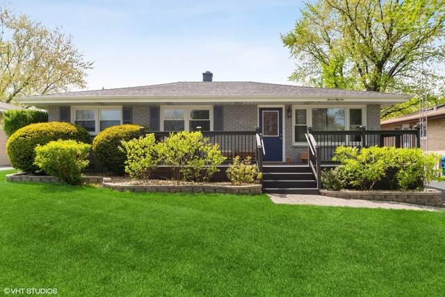 752 N Lombard Street, Elmhurst, IL 60126 (MLS #11087434) :: Angela Walker Homes Real Estate Group