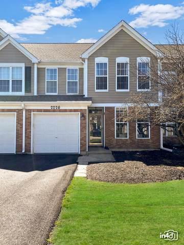 2226 Aldrich Drive, Plainfield, IL 60586 (MLS #11087492) :: Helen Oliveri Real Estate