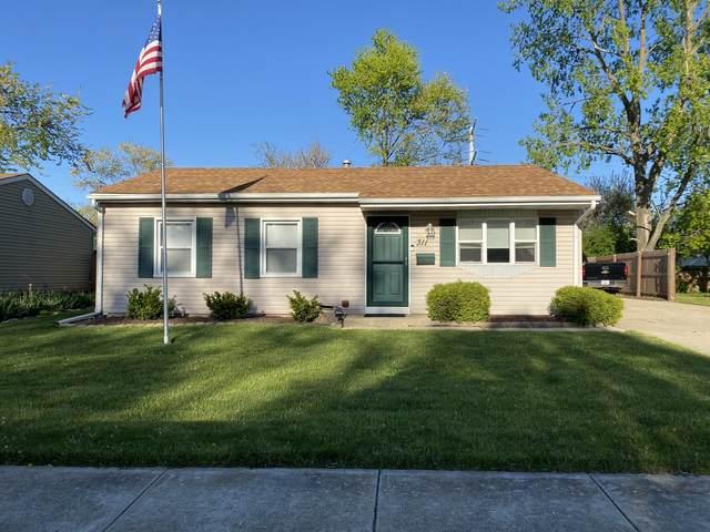 311 Kent Avenue, Romeoville, IL 60446 (MLS #11087517) :: Angela Walker Homes Real Estate Group