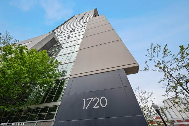 1720 S Michigan Avenue #408, Chicago, IL 60616 (MLS #11087584) :: Ryan Dallas Real Estate