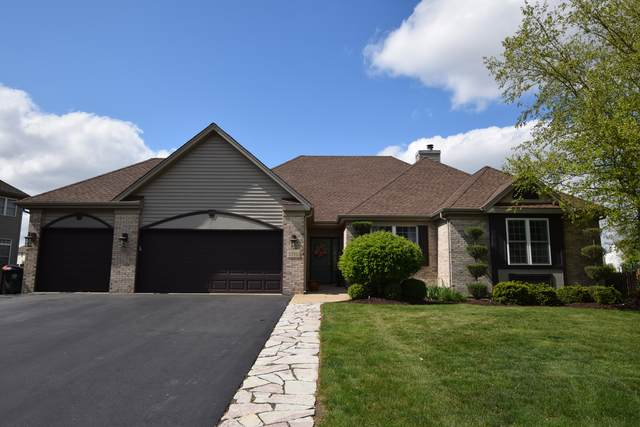 3710 White Deer Drive, Algonquin, IL 60102 (MLS #11087587) :: BN Homes Group