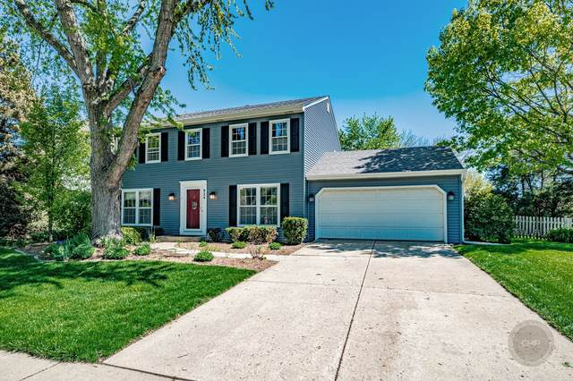 924 Shiloh Circle, Naperville, IL 60540 (MLS #11087595) :: BN Homes Group