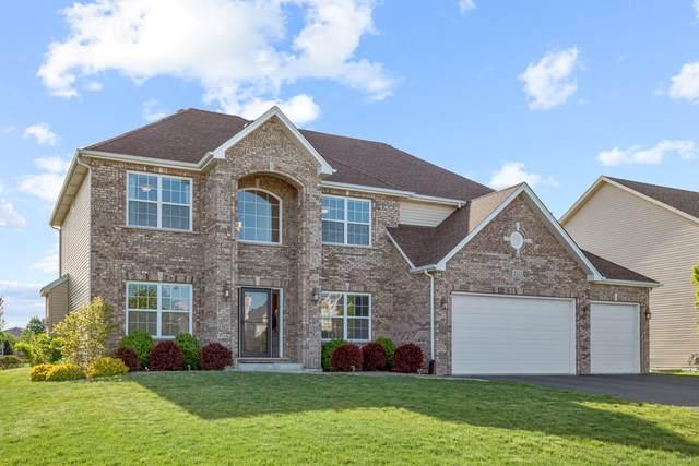 2111 Sandell Lane, North Aurora, IL 60542 (MLS #11087624) :: Helen Oliveri Real Estate