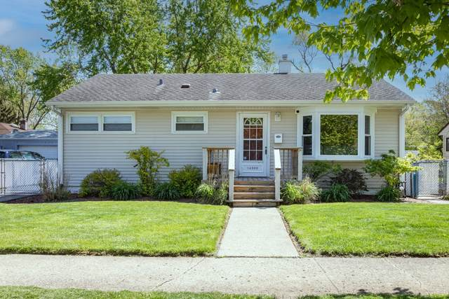 14909 Kedvale Avenue, Midlothian, IL 60445 (MLS #11087631) :: Helen Oliveri Real Estate