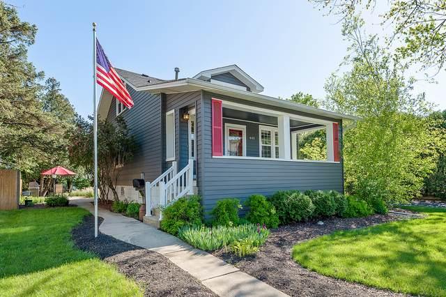 445 Franklin Street, Downers Grove, IL 60515 (MLS #11087634) :: Ryan Dallas Real Estate