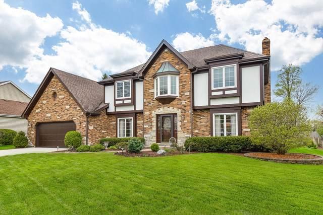 85 Christina Circle, Wheaton, IL 60189 (MLS #11087651) :: BN Homes Group