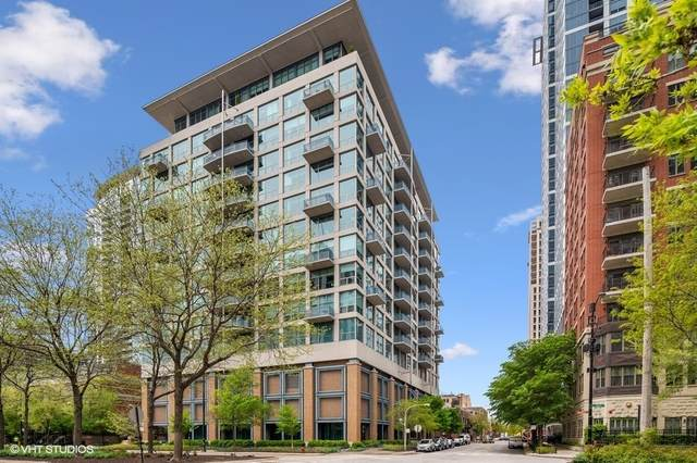 125 E 13th Street #1308, Chicago, IL 60605 (MLS #11087658) :: Ryan Dallas Real Estate