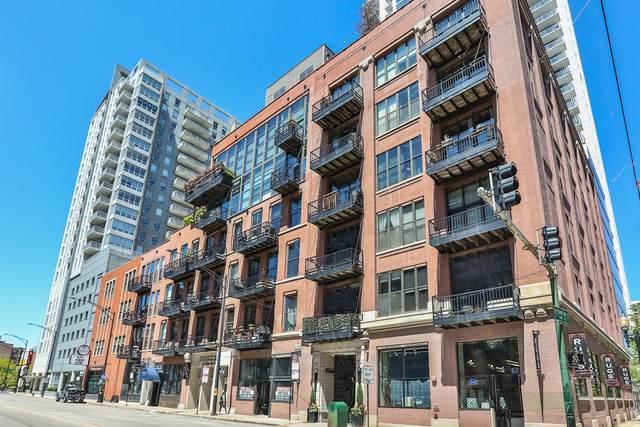 300 W Grand Avenue #403, Chicago, IL 60654 (MLS #11087682) :: Helen Oliveri Real Estate