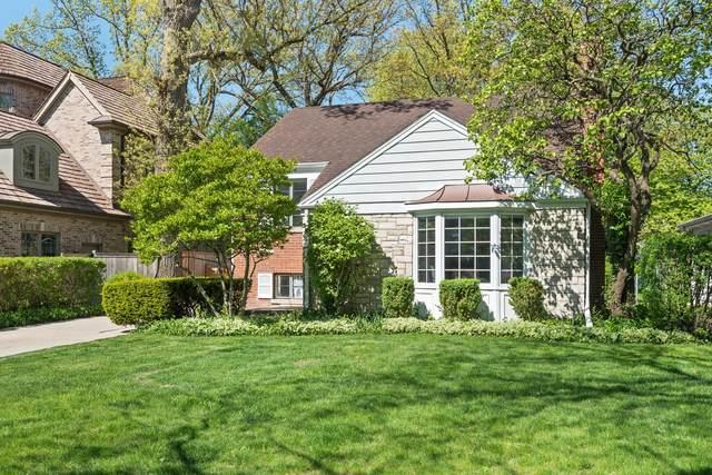 1217 Princeton Place, Wilmette, IL 60091 (MLS #11087688) :: Helen Oliveri Real Estate