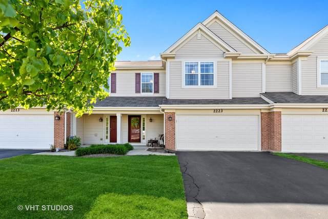 2223 Daybreak Drive, Lake In The Hills, IL 60156 (MLS #11087709) :: Helen Oliveri Real Estate
