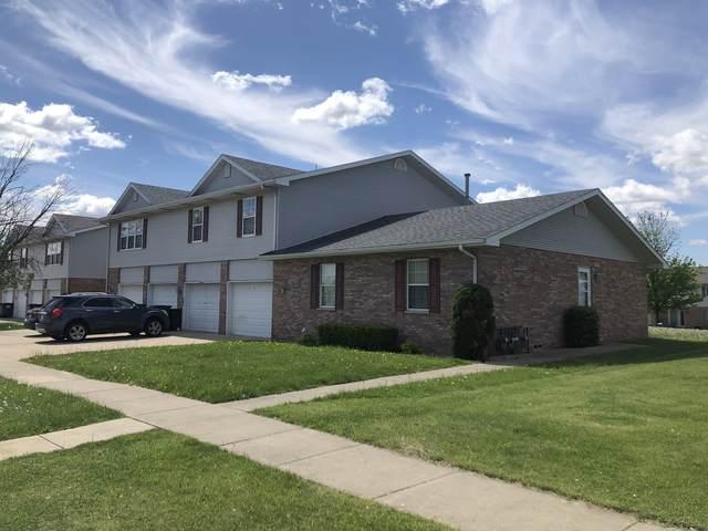 1558 Girard Way, Bourbonnais, IL 60914 (MLS #11087713) :: Helen Oliveri Real Estate