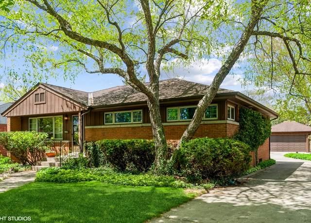 1042 S Dunton Avenue, Arlington Heights, IL 60005 (MLS #11087717) :: Helen Oliveri Real Estate