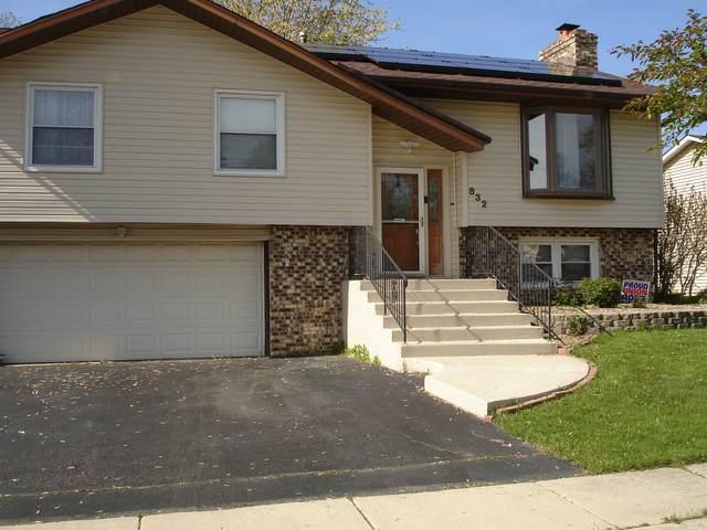 832 Oakton Avenue, Romeoville, IL 60446 (MLS #11087725) :: Angela Walker Homes Real Estate Group