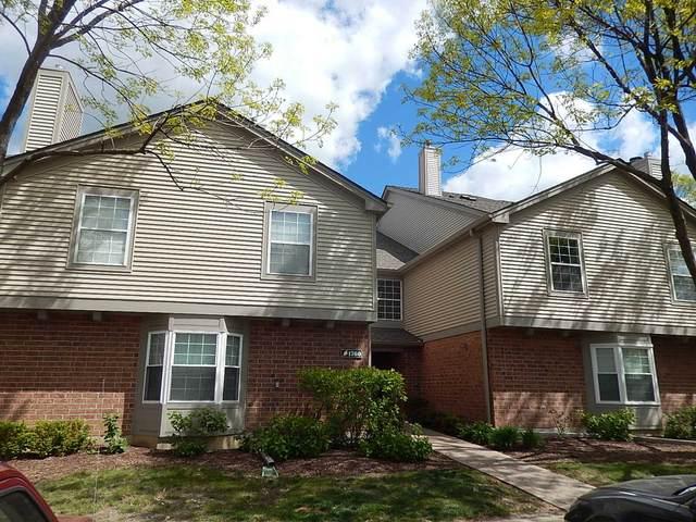 1760 Eastwood Court #4, Schaumburg, IL 60195 (MLS #11087759) :: Littlefield Group