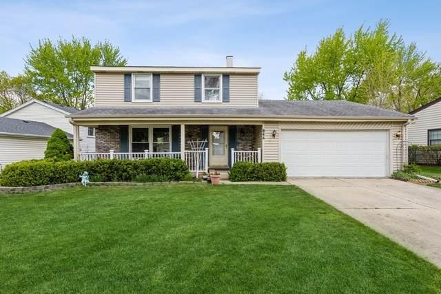 844 Lehigh Lane, Buffalo Grove, IL 60089 (MLS #11087761) :: Helen Oliveri Real Estate