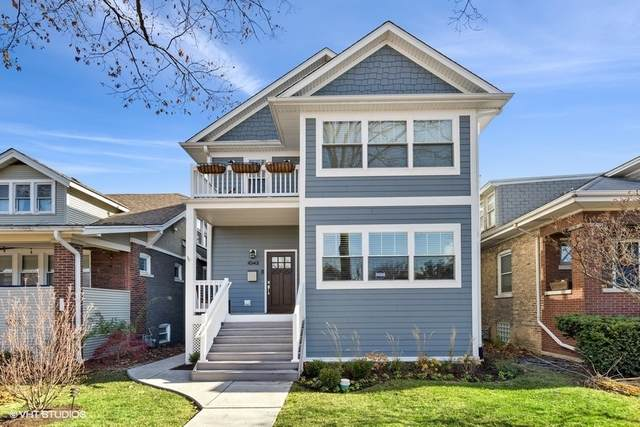 1042 Hayes Avenue, Oak Park, IL 60302 (MLS #11087762) :: Helen Oliveri Real Estate